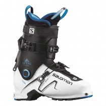 SALOMON - MTN EXPLORE WHITE/BLACK/BL - MEN