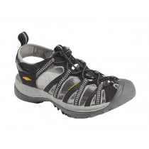 KEEN - WHISPER BLACK - WOMEN