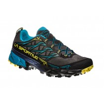 LA SPORTIVA - AKYRA CARBON/TROPIC BLUE - MEN