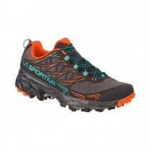 LA SPORTIVA - AKYRA WOMAN BLACK/AQUA - WOMEN
