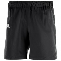 SALOMON - AGILE 7 SHORT BLACK - MEN